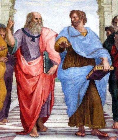 Fig 1A Socrates & Plato -2