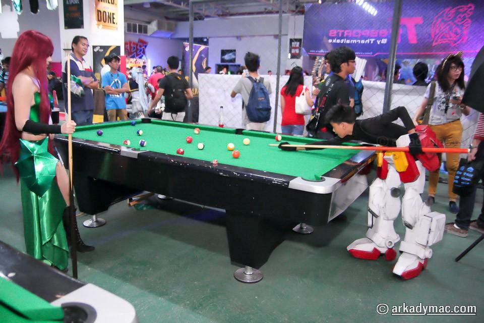 Wargods Gaming Expo 1.5