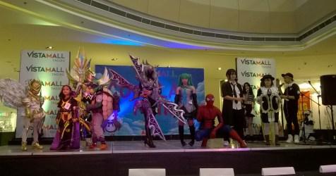 Cosplay Fair at Vista Mall Taguig