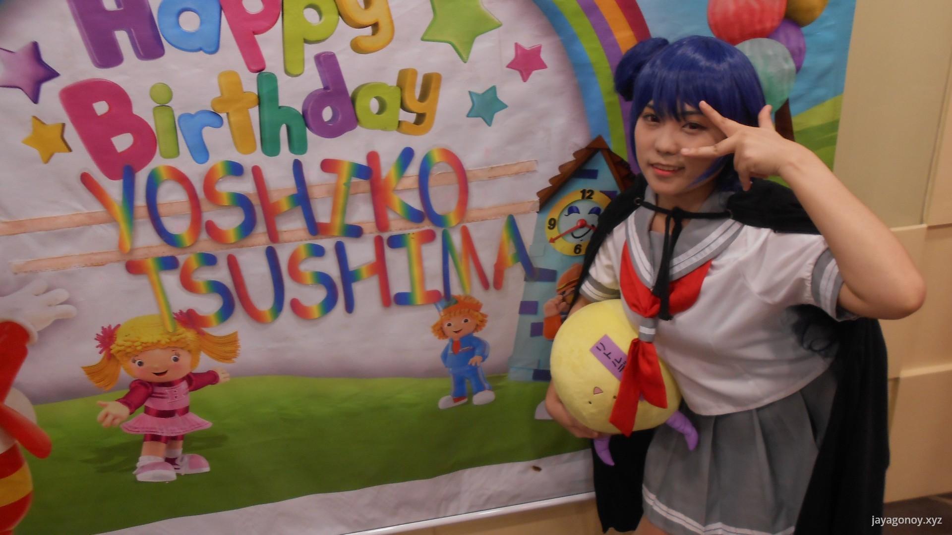 Happy Birthday, Yohane!