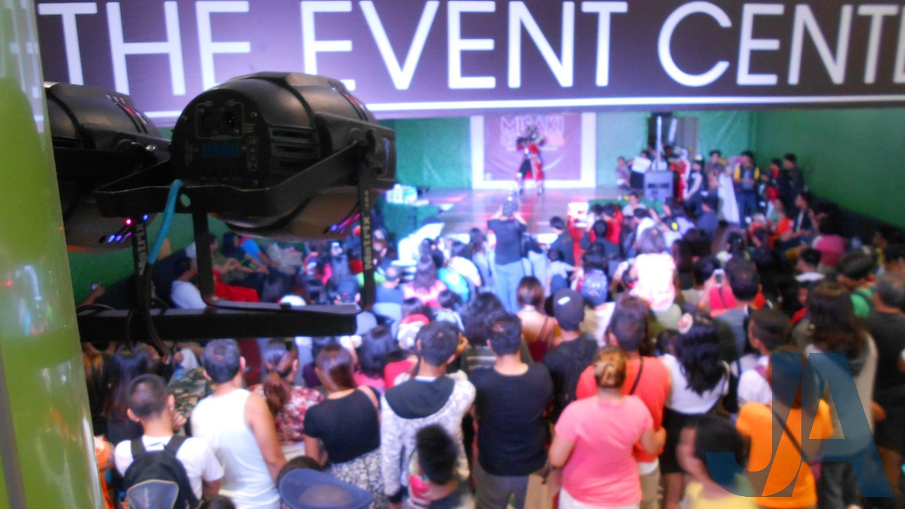 Misaki Con, in Angono—August 14, 2016