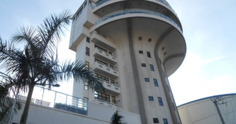 The Pasig Revolving Tower reopens after three decades.
