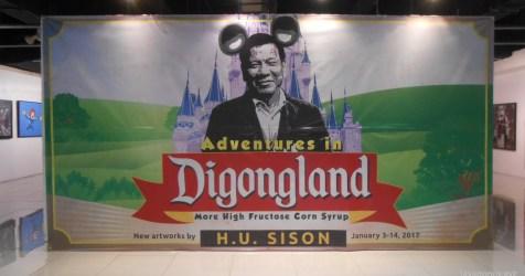 Welcome to Digongland