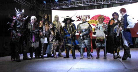 Team Class S, Team Zero to represent Cebu for World Cosplay Summit Philippines 2019 Nationals