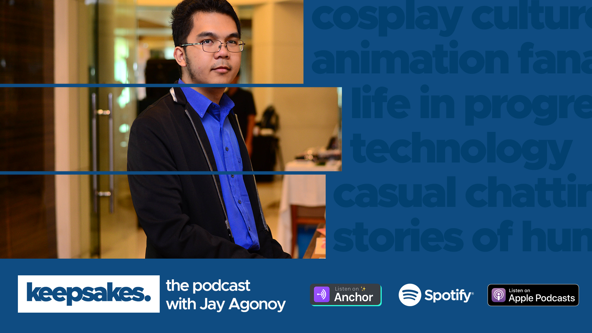 July-August 2020 Podcast Update: Cosplay, Events, Careers and Wotagei