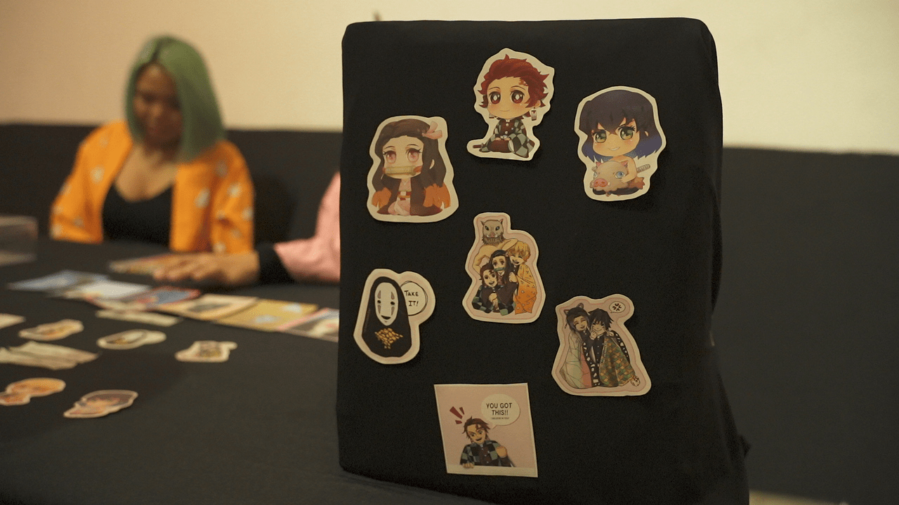 Stickers from Wisteria House