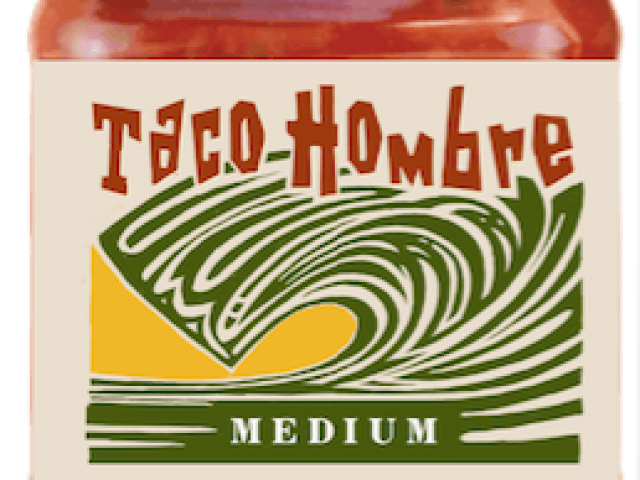 El Taco Hombre - Custom Surf Art for Salsa and Merchandise