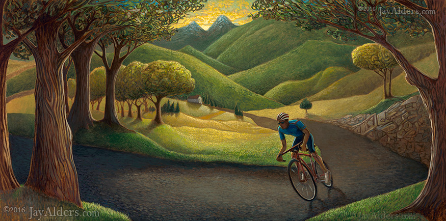 mountainside_cruise-cycle-art-web