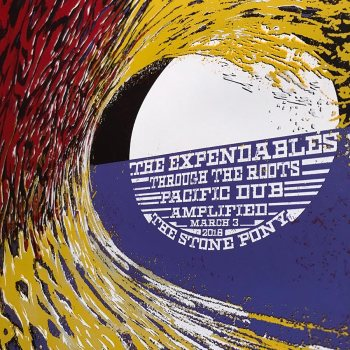 The Expendables band Poster detailed surf poster