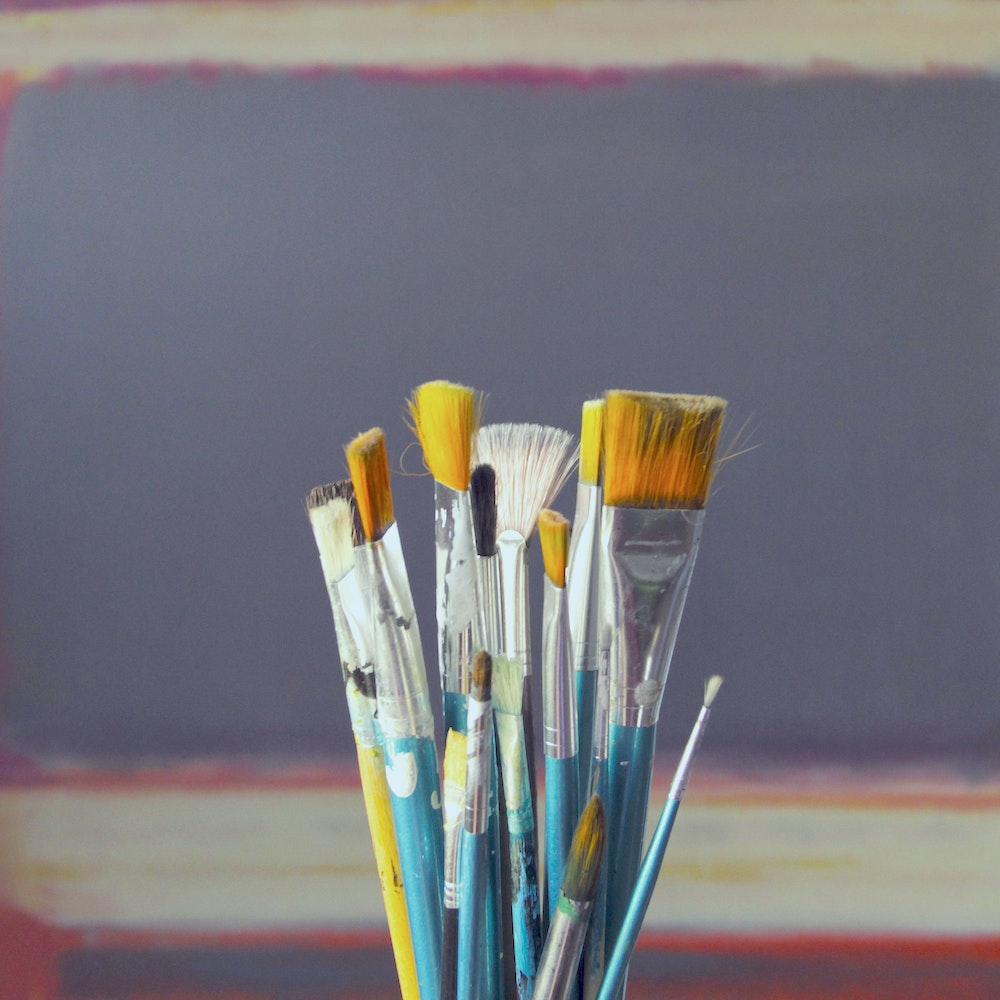 find your artistic style & inspiration