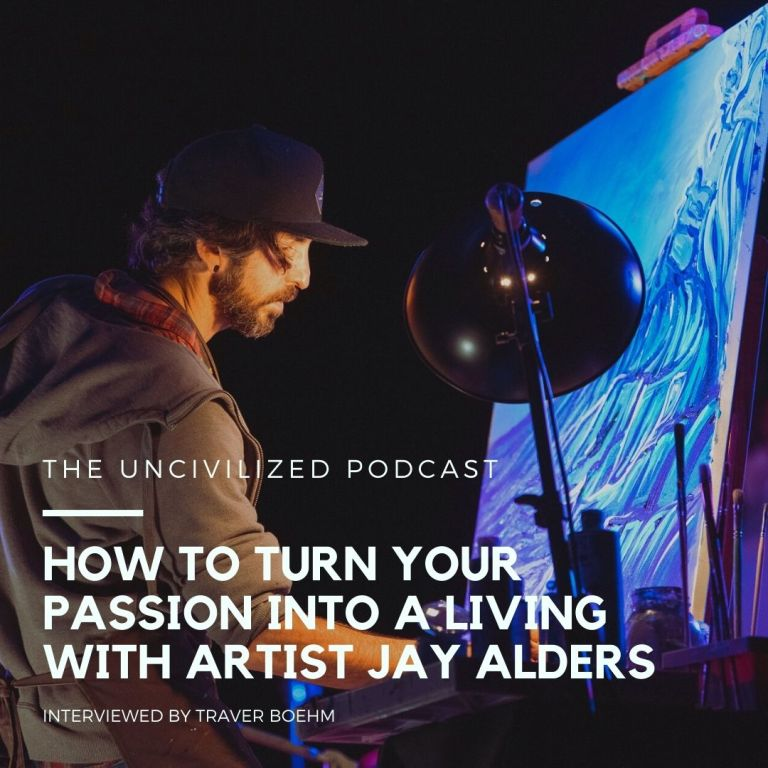Making a living as an artist with Jay Alders and Traver Boehm
