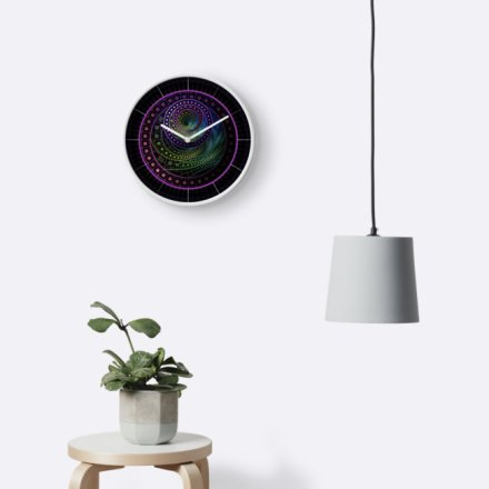 """""""Oz the Great and Powerful"""" wall clock"""