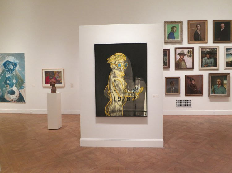 Self- Artists In The Absence, National Academy of Art Museum, New York