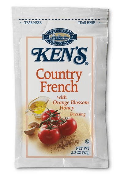 Ken39s Foodservice Lite Country French Dressing