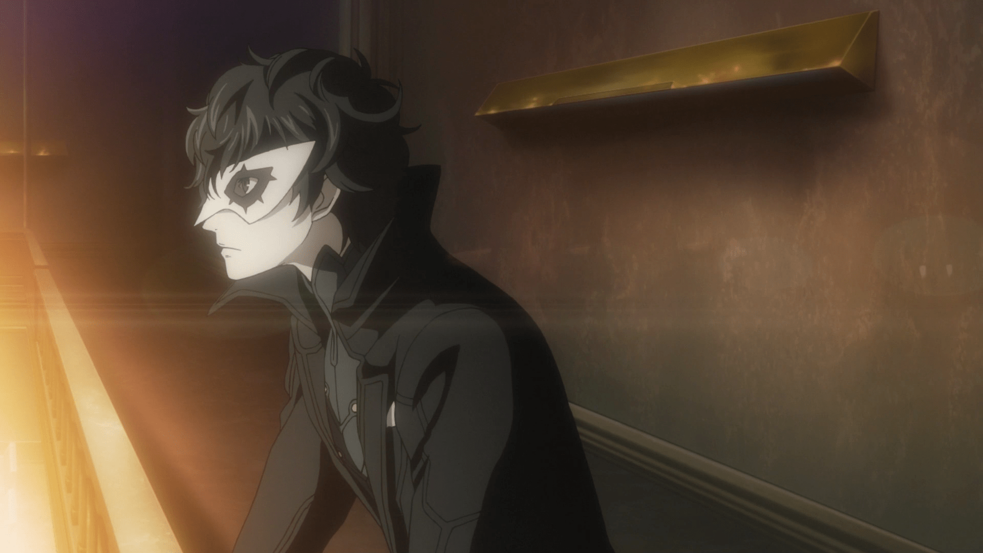 PERSONA 5 ENGLISH REVIEW