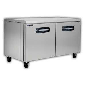 JayComp Development Products - Reach In Cooler - Master-Bilt MBUF60