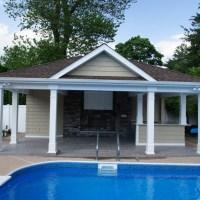 Brielle Pool House