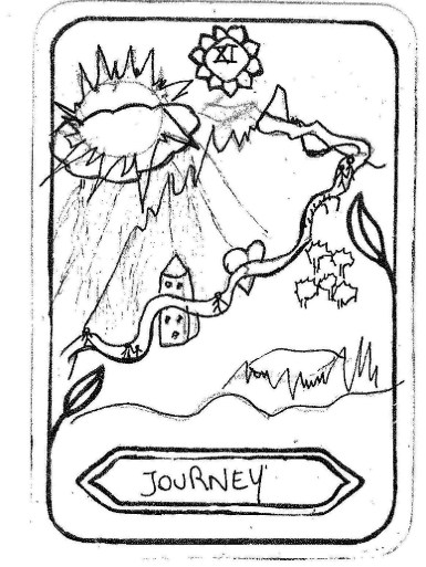 Journey, by Unknown Inspired by 'Justice'