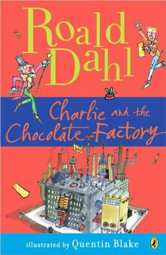 Off The Bookshelf: Charlie and the Chocolate Factory