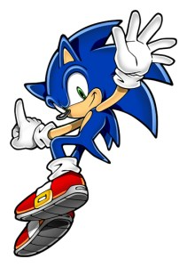 Meet Sonic the Hedgehog, Miles and Lily's father. He leads the faction of Control, and posses a Gift in Speed.