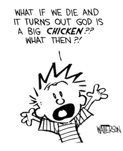 Calvin - What If God...