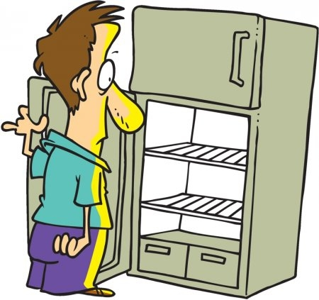 Hitchcock's Icebox: Fun with Fridge Logic