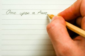 Writing - Once upon a time