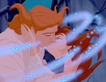 Belle and Prince Adam