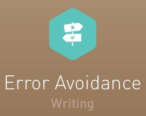 error_avoidance