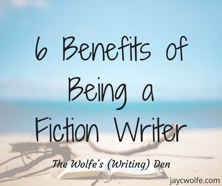 The Perks of Being a Fiction Writer