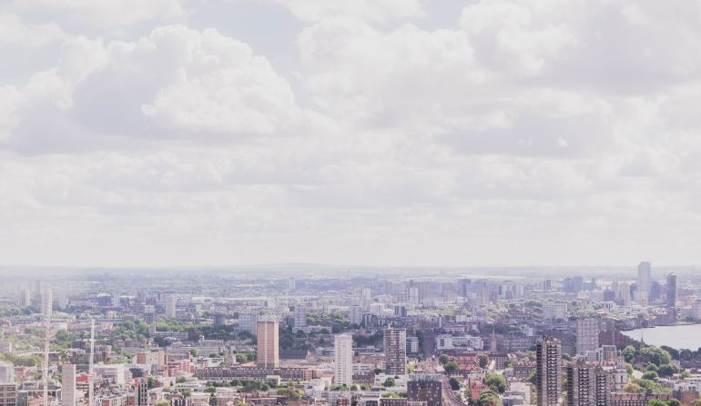 Prettiest Places to visit in London - Sky Garden