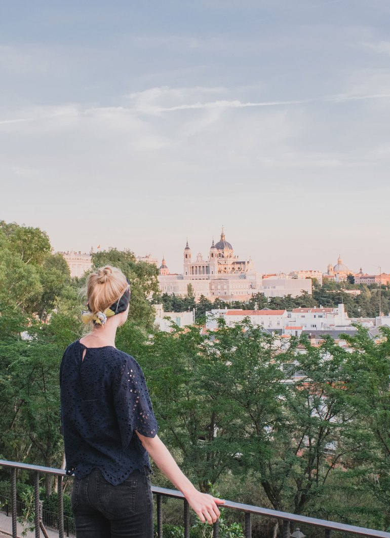 Relaxed One Day Itinerary for Madrid - Cuartel de la Montana Park