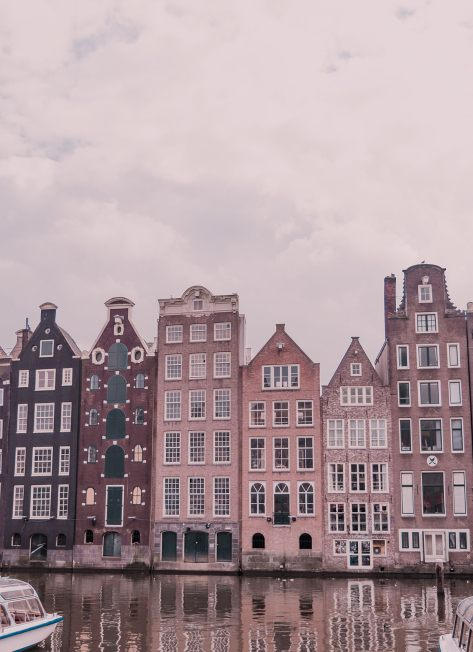 Weekend in the Netherlands - Amsterdam