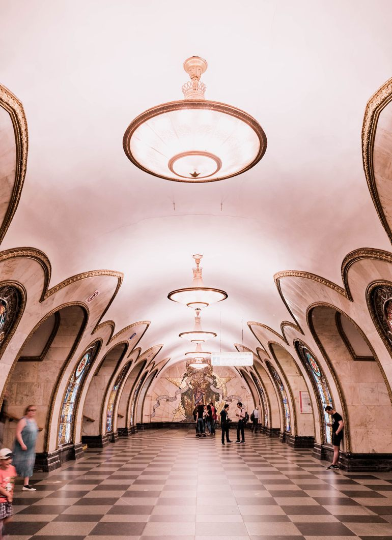 The Most Magical Places to see in Moscow, Russia