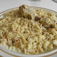 Morog Pulao or Chicken Pulao