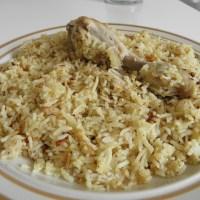 Morog Pulao or Chicken Pulao