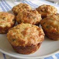 Spicy Chicken Muffins