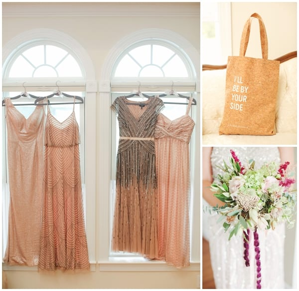 mismatched bridesmaid gown ideas