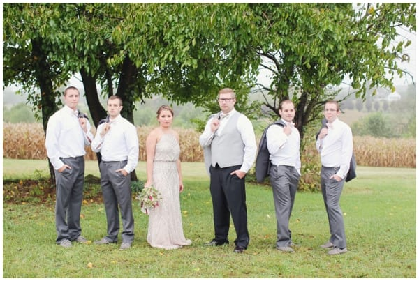 incorporating a groomslady in your groomsmen party