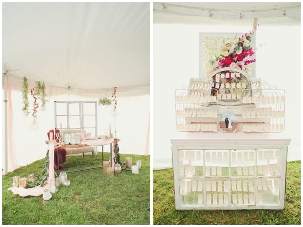 Chic blush pink sweetheart table, luxury sweetheart table design