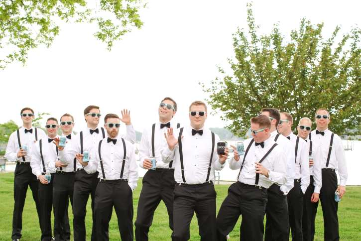 molly pitcher inn weddings, groom suspender outfits, groom outfit ideas