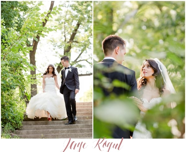 romantic north jersey wedding, park savoy wedding photos
