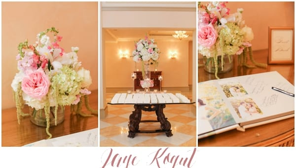 romantic north jersey wedding