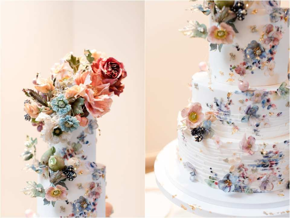 maggie austin cakes, luxury wedding cake designs