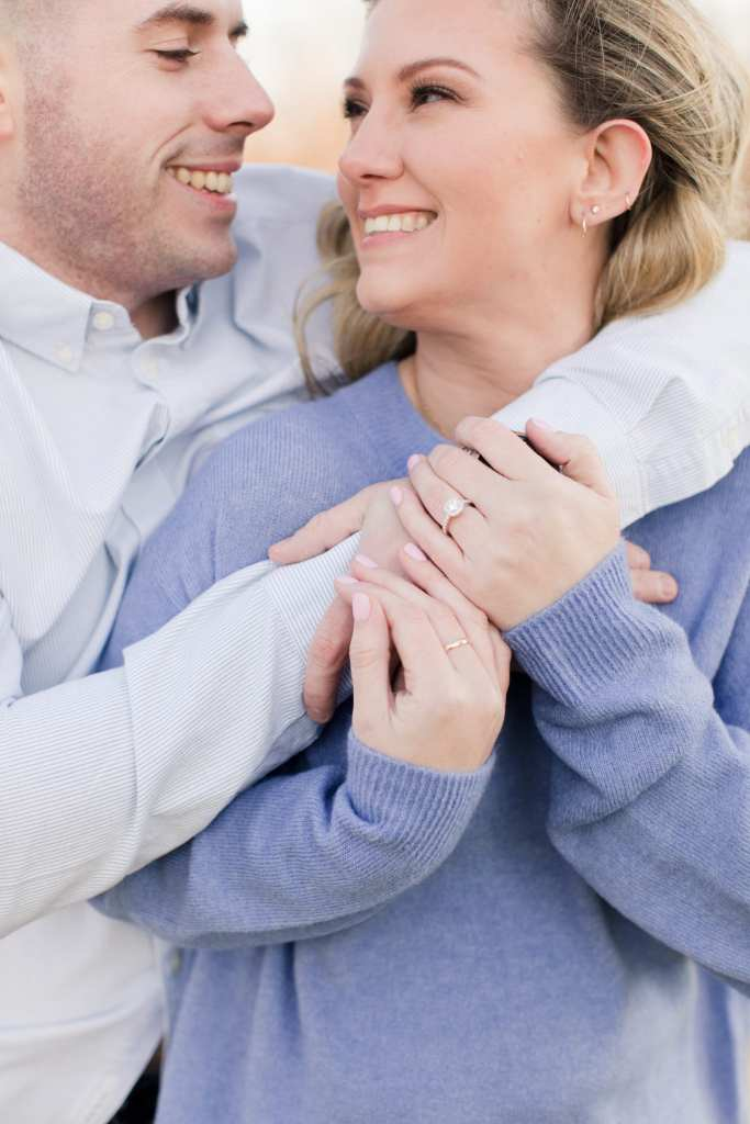 New Jersey engagement photos