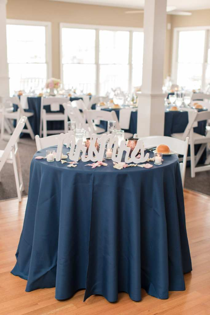 Brant Beach Yacht Club Weddings
