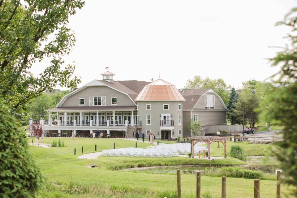 large rustic wedding venues in New Jersey