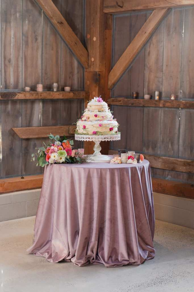 Updike Farmstead wedding, rustic Princeton wedding, Crepe wedding cake, Jammin Crepes