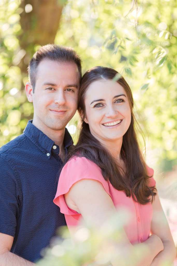Colonial Park engagement session, Central New Jersey wedding photographer