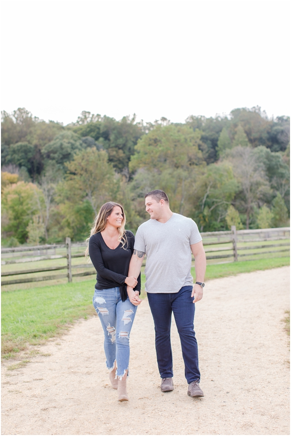 holmdel park engagement photos, long street farm photos